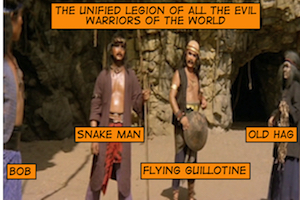 Unified Legion of Evil